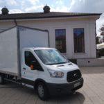 Ford bei Fuhrmann Umzuege aus Hamburg